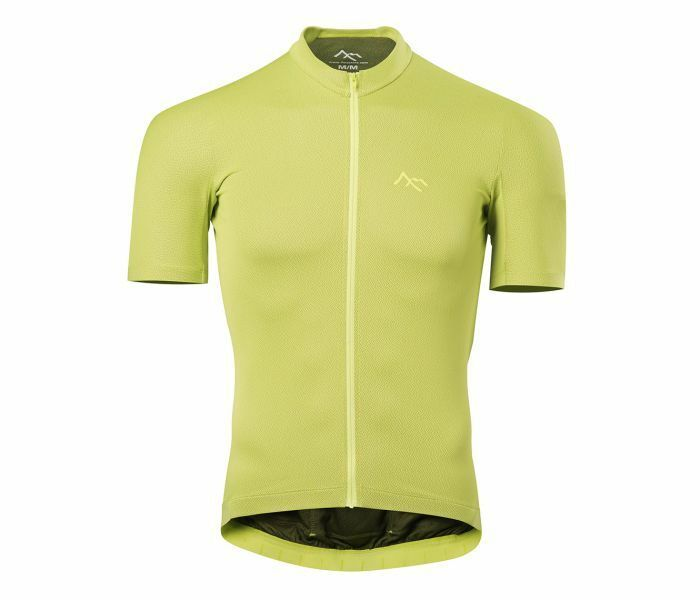 7mesh G2 Short Sleeve  Lime Cycling Jersey BNWT Medium Size  save 35% - 70% off