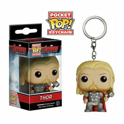 Vinyl Figure Keyring Collectable Toy Gift New In Box Keychain Funko Pocket Pop