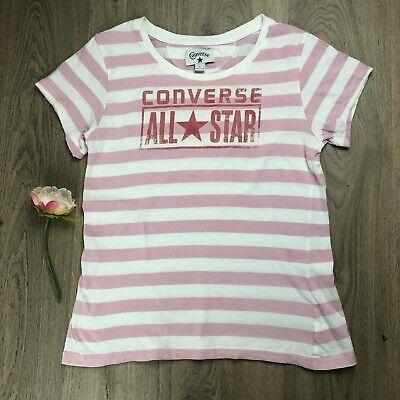Damen Converse All Star T-Shirt Gr.L