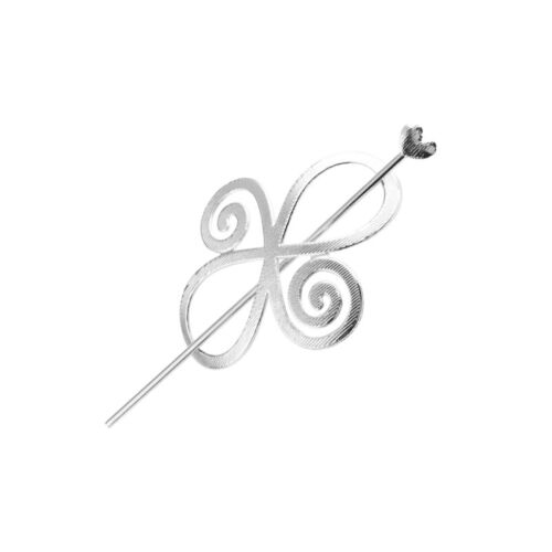 Barrette Shawl Pin Hair Accessories Bun Holder Hairpin Long Hair Slide Clip