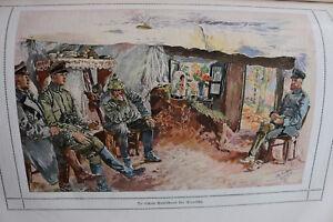 Velhagen-amp-Klasing-Monatshefte-29-Jg-1914-15-3-Bd-Kunst-Kultur-Technik-1-WK-Ort