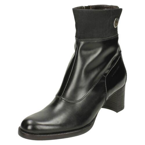 Star alla da donna caviglia Gs32650 Stivaletto G Nero 8XgnvwS