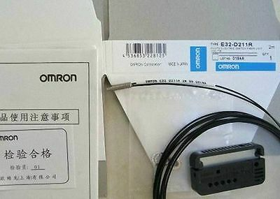 NEW Omron Photoelectric Switch Fiber Unit E32-D32 E32D32 free ship