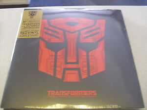 OST-Transformers-The-Movie-etched-RED-amp-Purple-2LP-Vinyl-30Ann-RSD