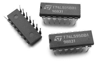 4-BIT PARALLEL-ACCESS SHIFT REGISTERS 74LS95 IC 74LS95BPC SN74LS95BN 2 pcs