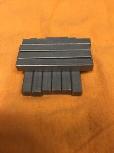 "10 Machine Shaft Keys 1/4"" x1/4"" x2"" Pulley, Jr Dragster, Karting Jack Shaft"