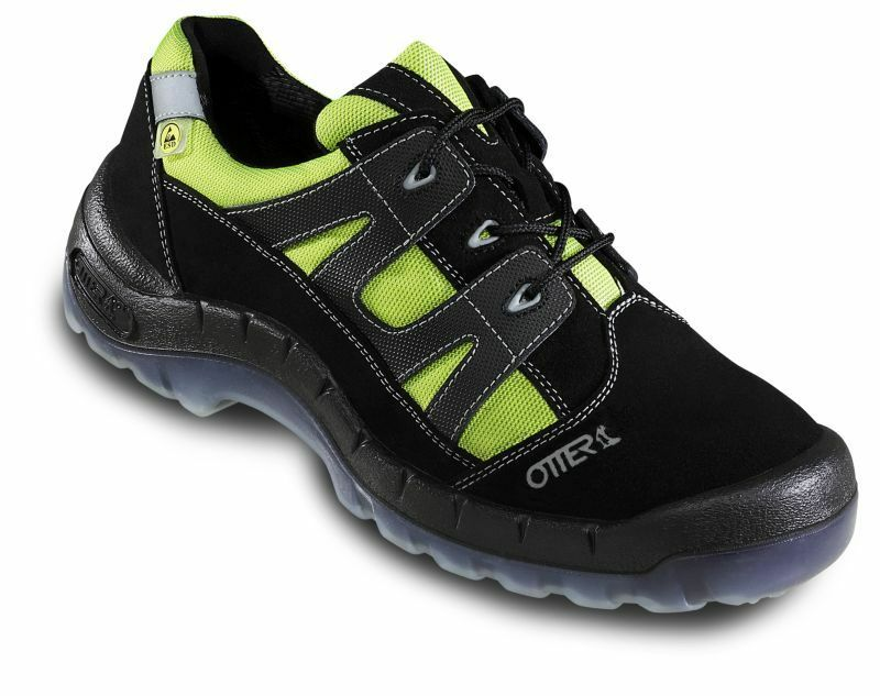 Otter 93721-524 Scarpa di Sicurezza ESD S2 Stivali Lavgold shoes Sicurezza green