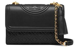 37853c8d1682 Image is loading TORY-BURCH-Fleming-Small-Convertible-Shoulder-Bag-31382-