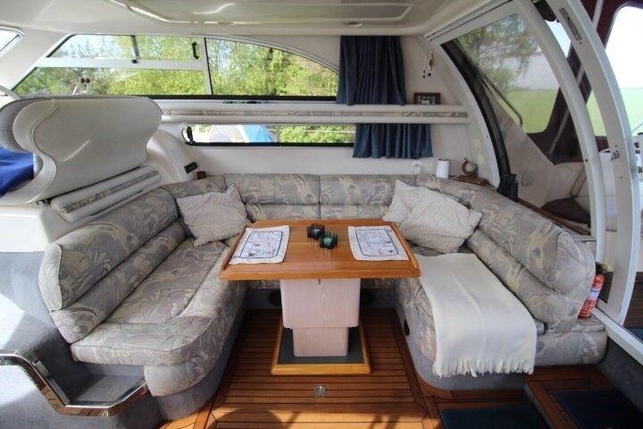 Sealine 350 Statesmann, Motorbåd, årg. 1993