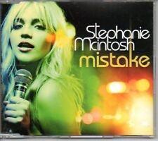 (AI433) Stephanie McIntosh, Mistake - 2007 CD