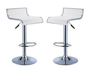 coppia 2 sgabelli abs bar sedie cucina ristorante