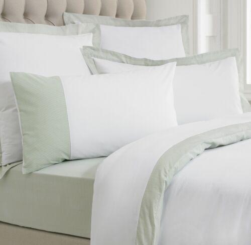100/%  Egyptian Cotton Stripe TC200  Duvet Cover /& Pillow Case Set  All Size