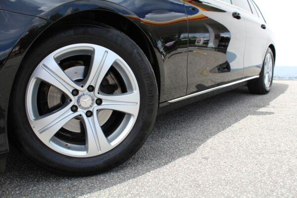 Mercedes E220 d 2,0 Avantgarde stc. aut. - billede 3