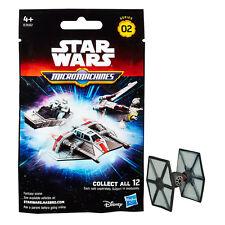 Star Wars Micro Machines Blind Bag Series 2 Figure - First Order TIE Fighter