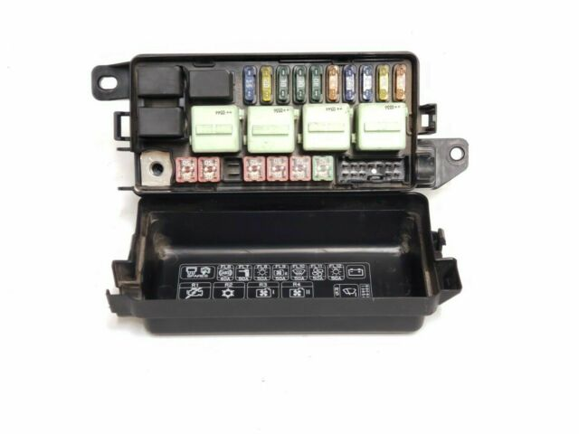 2002-2006 MINI COOPER R50 R53 ENGINE BAY FUSE BOX RELAY OEM 6906604-02 for  sale onlineeBay