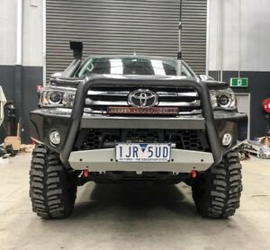 Details about Toyota Hilux N80 Empire Bull Bar 2015-2018