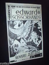 EDWARD SCISSORHANDS # 2 RI NMNT VARIANT COMICS L@@K