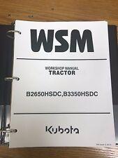 Kubota b1750 service manual