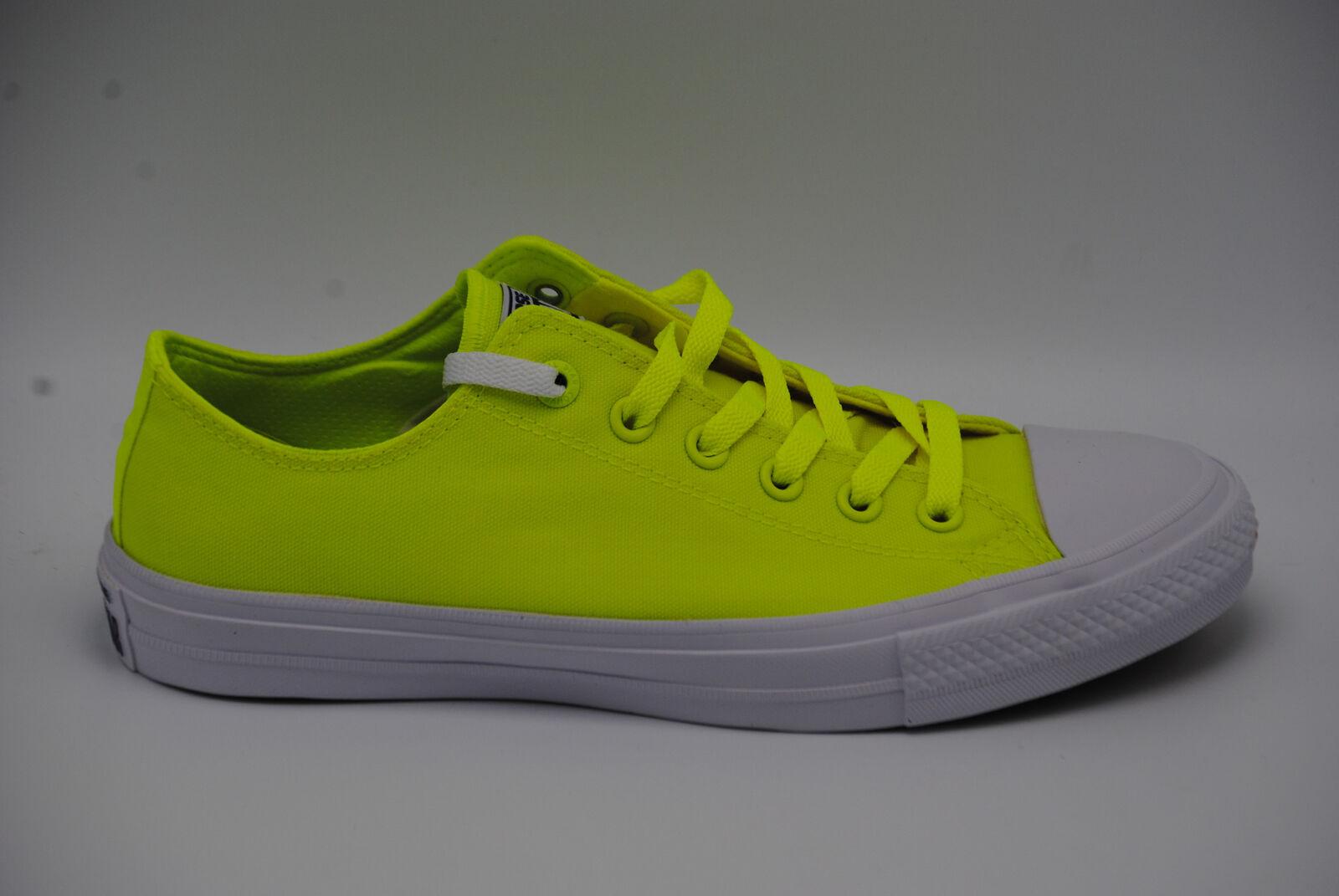 0b1bd7f32a8 Buy Converse Chuck Taylor All Star II 2 Neon Volt Mens Casual ...