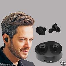 Mini TWS True Wireless Bluetooth Stereo Headset In-Ear Kopfhörer Earbuds Twins