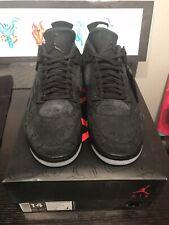 san francisco 7fae8 d0f11 Kaws X Nike Air Jordan 4 Retro Cool Grey 100 Authentic ...