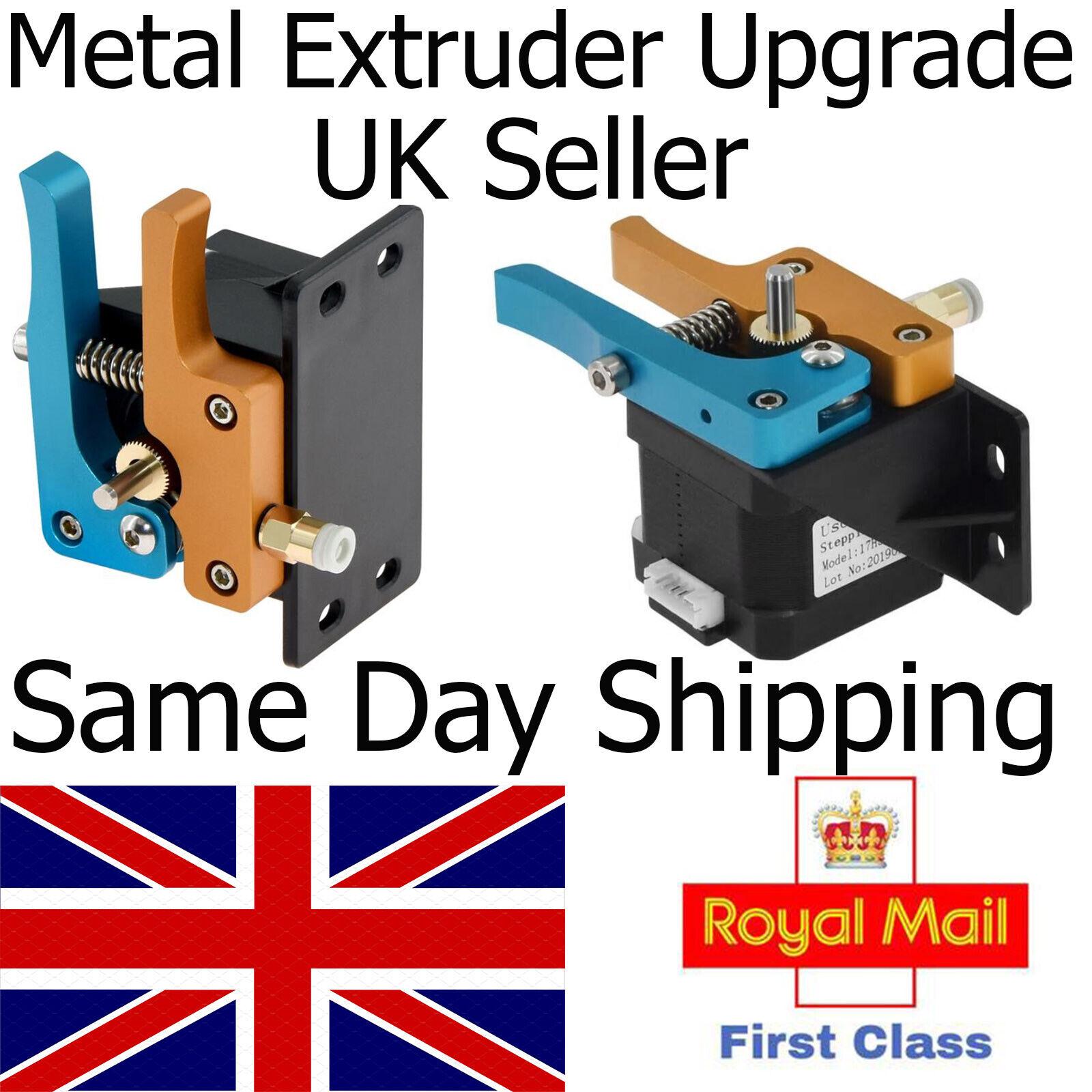 MK8 Bowden Extruder Direct Metal Aluminum Feeder Hotend Extruder 3D Printer UK