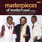 Masterpieces of Modern Soul Volume 4 Various Artists Audio CD