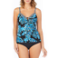 John/'s Bay Picasso Plam Ring Tankini Swim Top Size 8 16 New 10 14 St 12