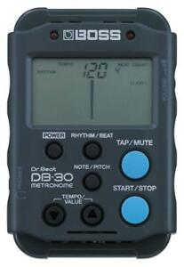 Boss-Dr-Beat-DB-30-Metronom-24-Takt-Variation-kompakt-Lithium-Batterie-handlich