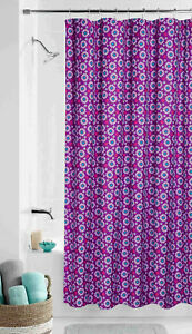 Image Is Loading Purple Daisy Shower Curtain Kid Child Kids Girl