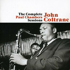 Complete-Paul-Chambers-Sessions-2-DISC-SET-John-Coltrane-2013-CD-NUOVO