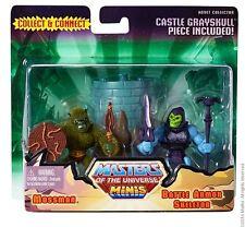 Mini Skeletor & Mini moss Man 2-pack Masters of the Universe Classics motu #xmas