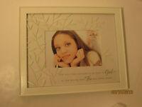 Hallmark Wood Frame 4x6 Print 9x11 Overall Remembrance Loss Of Child Mor9007