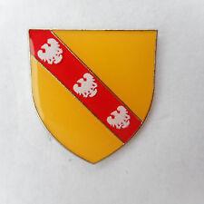 Lothringen Lorraine Wappen Pin France Frankreich Coat
