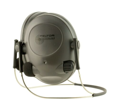 one-size Black Details about  /3M Peltor Soundtrap//Tactical 6-S Electronic Headset 97043