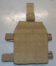 BLACKHAWK TAN DESERT LEG DROP PLATFORM MOLLE STRIKE - British Army Issue