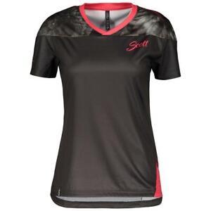 Scott-Damen-Fahrradshirt-Shirt-W-039-S-Trail-Flow-s-sl