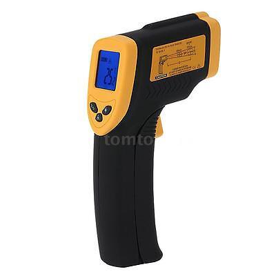 Non-Contact IR Laser Point Infrared Digital Thermometer Temp Gun -50-380°C
