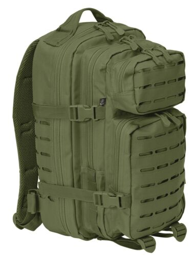 Details about  /Brandit Backpack Lasercut US Cooper Medium// Onesize// Army// Army New// New