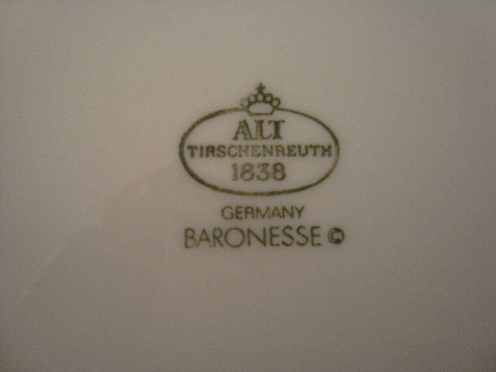 Tirschenreuth Tirschenreuth Tirschenreuth BARONESSE Gräser Kaffeeservice für 6 Personen     | Qualitätskönigin  980124