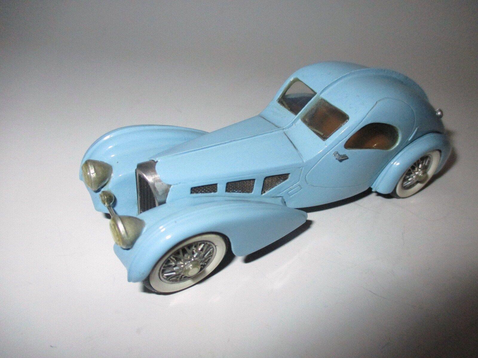 Bugatti Type T 57 SC Atlantic, à la main handmade H G pêcheurs mmmm pièce unique 1 43
