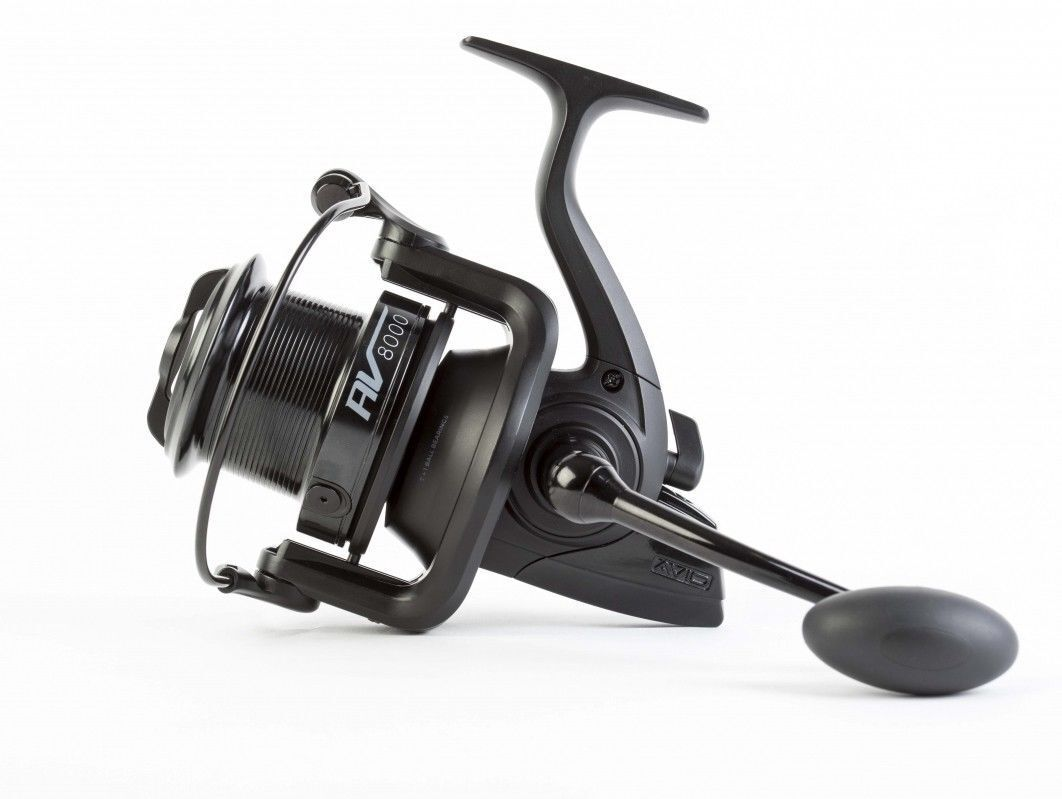 Brand New Avid Carp AV8000 Carp Fishing Reel (A0470003)