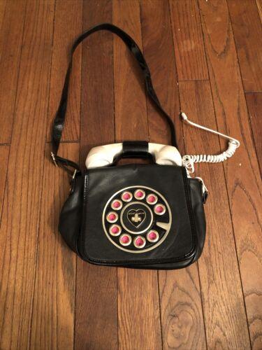 Betsey Johnson Telephone Purse