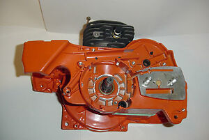 HUSQVARNA-CHAINSAW-362-365-371-372-CRANKCASE-PISTON-CYLINDER-ENGINE-ASSEMBLY
