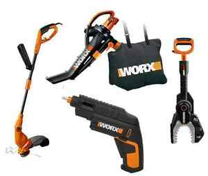 Worx-Yard-Combo-Trivac-Jawsaw-Grass-Trimmer-Edger-amp-Free-SD-Driver