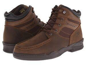 8283d63ef71 Details about Roper Men's Moc Toe Horseshoe Riding Boots - New w/o Box