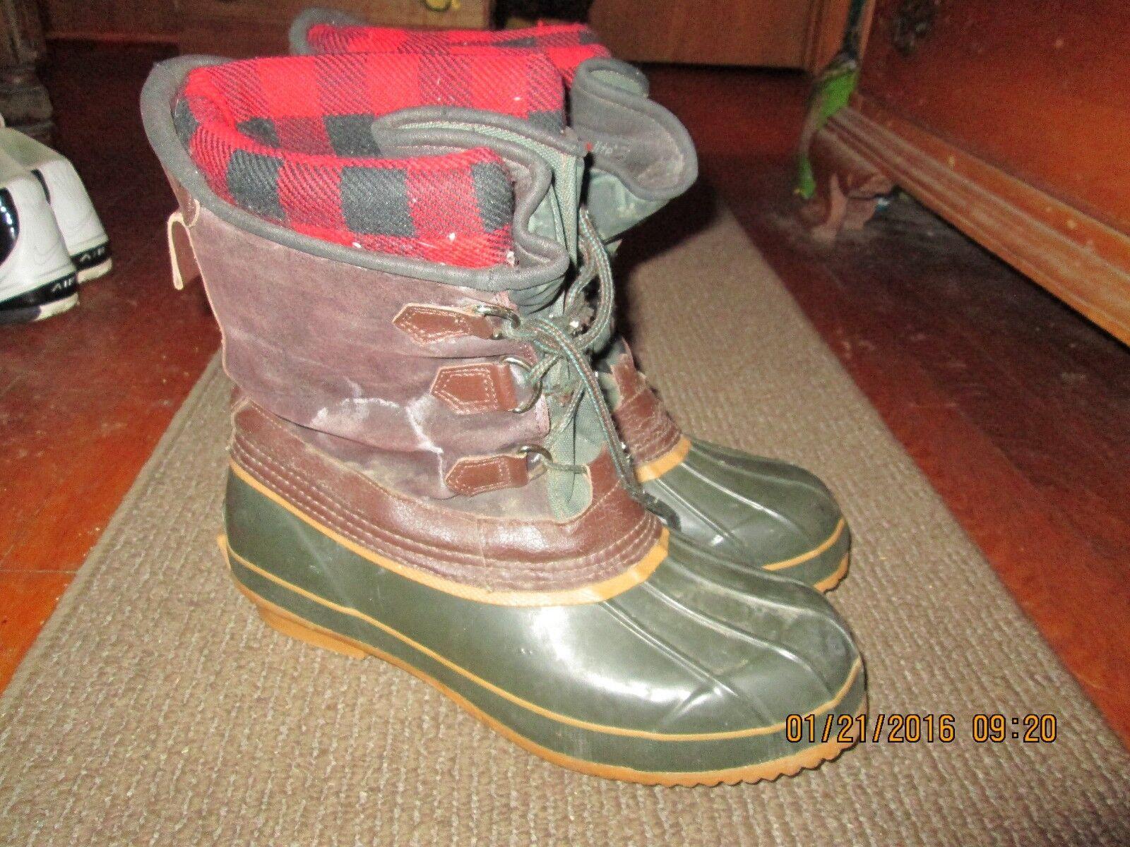 Gli stivali - isolati taglia 12 isolati - d'inverno ad6d15