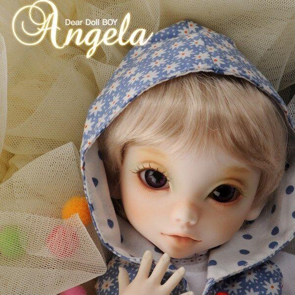 DOLLMORE 1/6BJD DOLL NEW Dear Doll Boy - Angela(face painted)