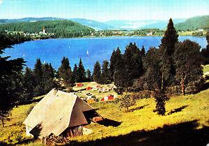Titisee-Schwarzwald-ungel-Ansichtskarte