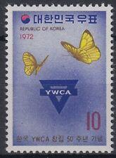 Korea-Süd 1972 ** Mi.831 YWCA CVJF Christlicher Verein Junger Frauen [st0795]